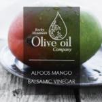 Alfoos Mango White Balsamic Vinegar Style Tab