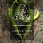 Baklouti Green Chili Pepper Fused Olive Oil Style Tab
