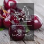 Black Cherry Dark Balsamic Vinegar Style Tab