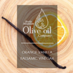 Cara Cara Orange-Vanilla White Balsamic Vinegar Style Tab