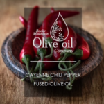 Cayenne Chili Pepper Fused Olive Oil Style Tag Style Tab