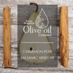 Cinnamon Pear Dark Balsamic Vinegar Style Tab