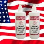Hand Sanitizer american flag (1)