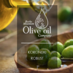Koroneiki Robust Extra Virgin Olive Oil (Chile) Style Tab