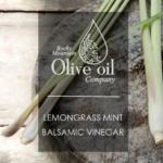 Lemongrass-Mint White Balsamic Vinegar Style Tab
