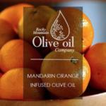 Mandarin Orange Infused Olive Oil Style Tab