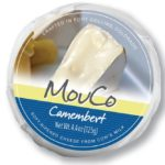 MouCo Camembert Cheese Label