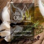 Neapolitan Herb Dark Balsamic Vinegar Style Tab