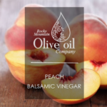 Peach White Balsamic Vinegar Style Tab