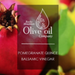 Pomegranate-Quince White Balsamic Vinegar Style Tab