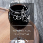 Red Barrel Aged Wine Vinegar Style Tab