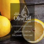 Sicilian Lemon White Balsamic Vinegar Style Tab