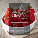 Strawberry Dark Balsamic Vinegar Style Tabs