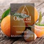 Tangerine Dark Balsamic Vinegar Style Tab