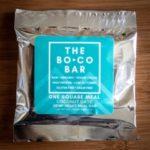cocnut date bar