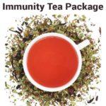 immunity tea package