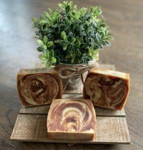 Golden Frankincense and Myrrh
