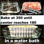 3722145998 Bread Pudding Baking Info