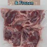 444301 Lamb Loin Chop TOP 2
