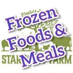 Frozen Food Logo