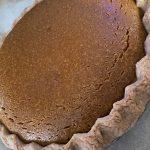 pie – pumpkin