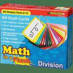 Math in a flash division