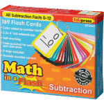 math in a flash subtraction