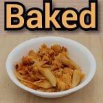 3722145007 Baked Ziti COOKED SERVED