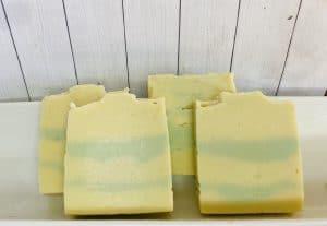 Aloe Vera and Nettles Herbal Soap