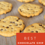 Best Chocolate Chip cookies Pin