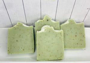 Green Tea/Eucalyptus/Lemongrass