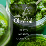 Pesto Infused Olive Oil Style Tag copy