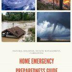 HOME EMERGENCY PREPAREDNESS GUIDE cover